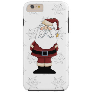 Christmas Santa iPhone 6 plus tough case