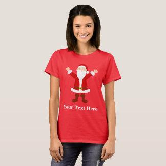 Christmas Santa Personalized T-Shirt