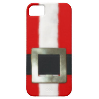 Christmas Santa Suit Case For The iPhone 5