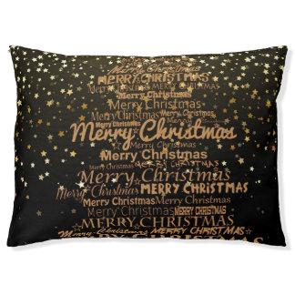 Christmas Season Pet Bed
