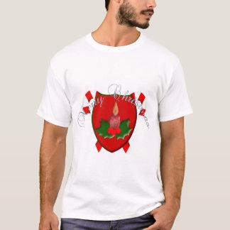 Christmas Shield Singlet T-Shirt