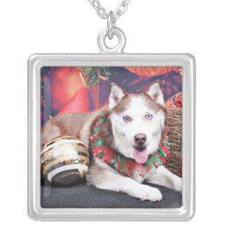 Christmas - Siberian Husky - Buddy Jewelry