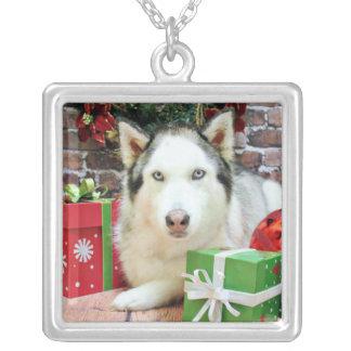 Christmas - Siberian Husky - Juliet Necklaces