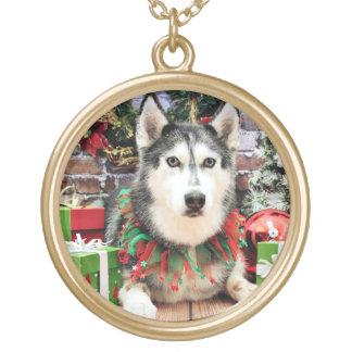 Christmas - Siberian Husky - Nika Jewelry