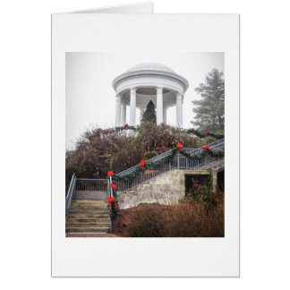 Christmas Sibyl temple 102 Card