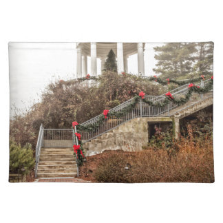 Christmas Sibyl Temple Placemat