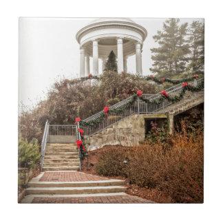 Christmas Sibyl Temple Tile