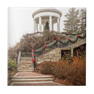 Christmas Sibyl Temple Tiles