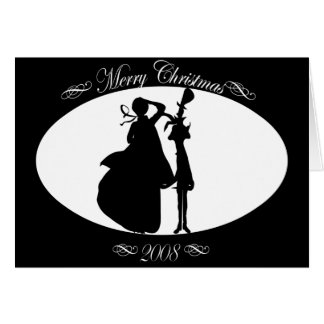 christmas-singers card