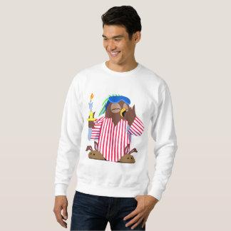 Christmas Sleepy Owl Sweatshirt