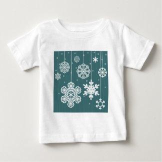 Christmas snow baby T-Shirt