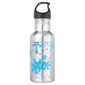 Christmas Snowfall 532 Ml Water Bottle