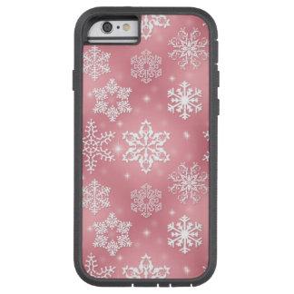 Christmas snowflake iPhone 6 tough xtreme case