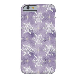 Christmas Snowflake pattern iPhone six slim case