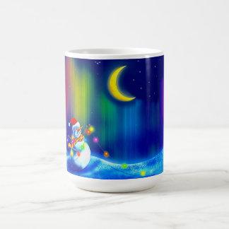 Christmas Snowman Coffee Mug