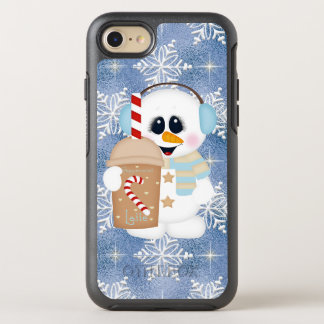 Christmas snowman Holiday iPhone 7
