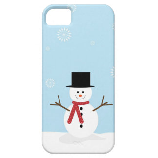 Christmas Snowman iPhone 5 Cover