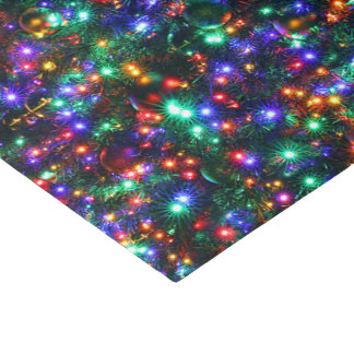 Christmas Sparkling Stars Tissue Paper