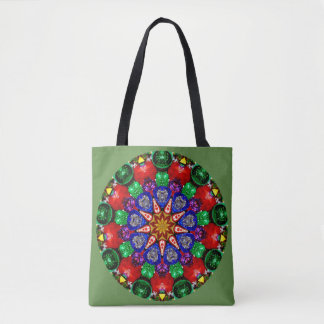 Christmas Spirit Design ~ Tote Bag