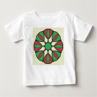 Christmas Star Baby T-Shirt