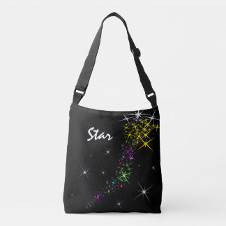 Christmas Star Crossbody Bag