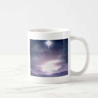 Christmas Star of Bethlehem Nativity Mug