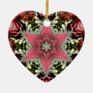 Christmas Star Christmas Tree Ornament