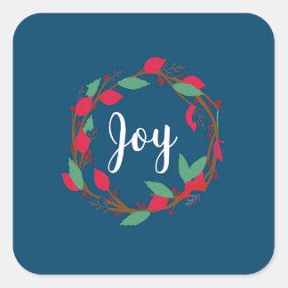 Christmas Sticker - Joy.