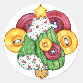 Christmas Sticker - SRF
