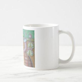 Christmas stocking coffee mug