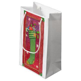 Christmas Stocking Gift Bag