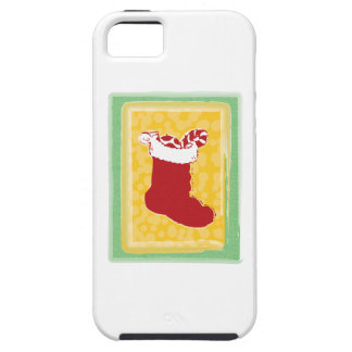 Christmas Stocking iPhone 5 Cases