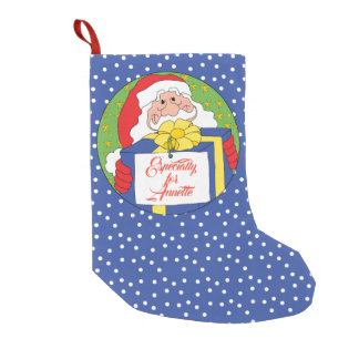"Christmas Stocking ""Sants's Present"""