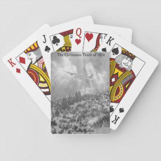 Christmas Stocking stuffer Playing Cards