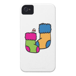 Christmas Stockings iPhone 4 Covers
