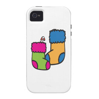 Christmas Stockings iPhone4 Case