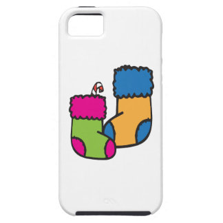Christmas Stockings iPhone 5/5S Cases