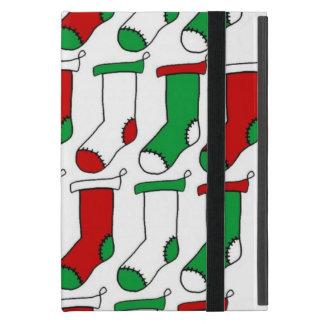 Christmas Stockings Socks iPad Mini Cover