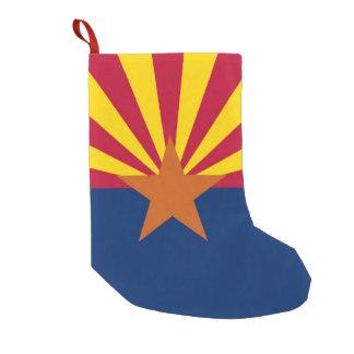 Christmas Stockings with Flag of Arizona, USA