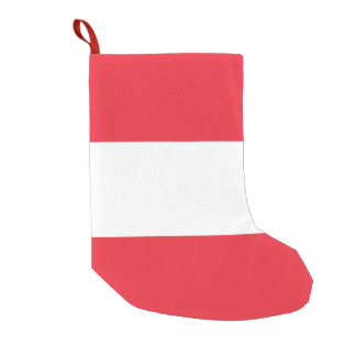 Christmas Stockings with Flag of Austria