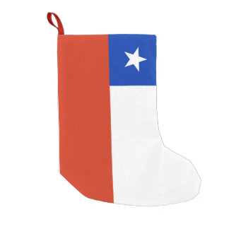 Christmas Stockings with Flag of Chile