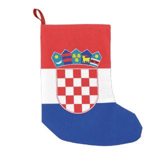 Christmas Stockings with Flag of Croatia