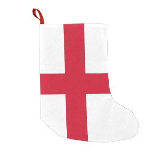 Christmas Stockings with Flag of England