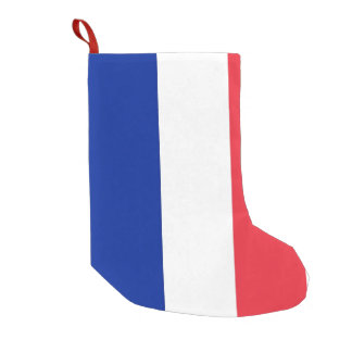 Christmas Stockings with Flag of France