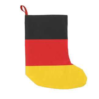 Christmas Stockings with Flag of Germany