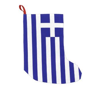 Christmas Stockings with Flag of Greece