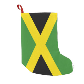 Christmas Stockings with Flag of Jamaica