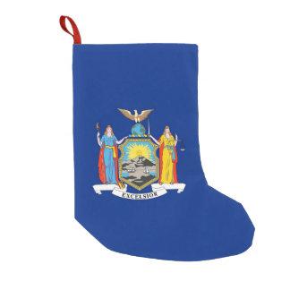 Christmas Stockings with Flag of New York
