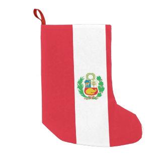Christmas Stockings with Flag of Peru