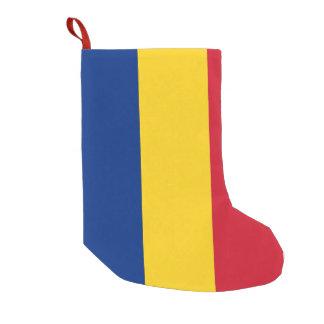 Christmas Stockings with Flag of Romania